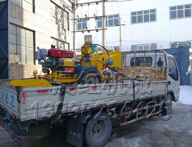 伟德国际_木材粉碎机发货山东客户